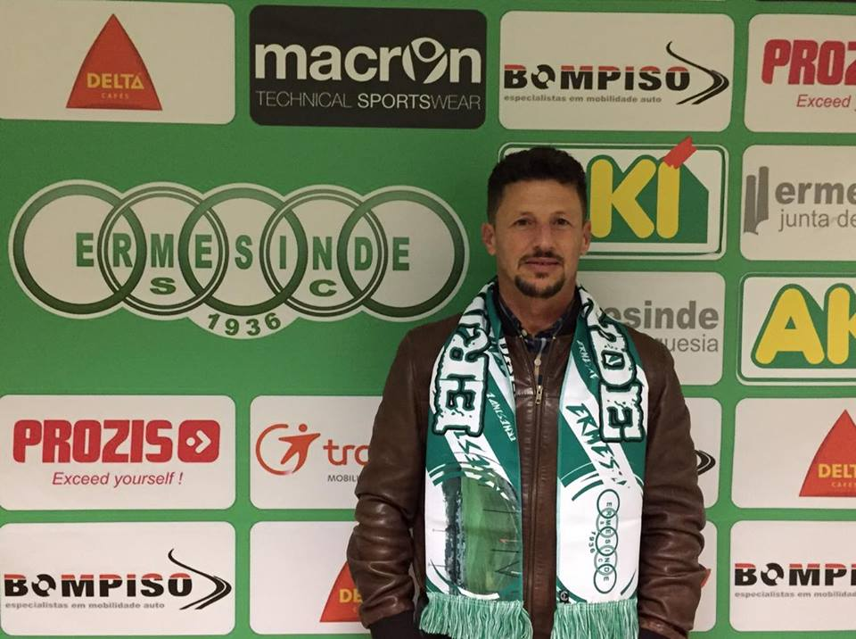 António Tavares deixa Ermesinde e já terá sucessor